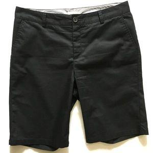 DOCKERS Black WPL-423 Bermuda shorts SIZE 12